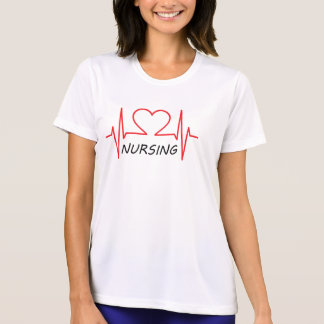 Camiseta Enfermeira temático
