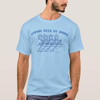 Camiseta Enfileiramento com meu Homies