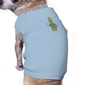 Camiseta Engarrafador da cerveja do partido com bolo Z4zzo