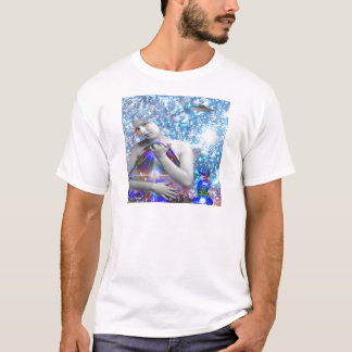 Camiseta Engate-caminhante cósmico