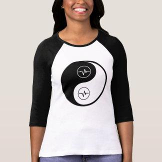 Camiseta Engenharia biomedicável de Yin Yang
