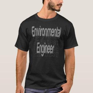 Camiseta Engenheiro ambiental Extraordinaire