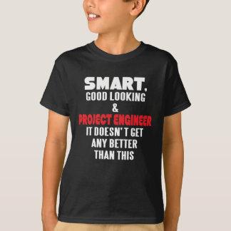 Camiseta Engenheiro do projeto