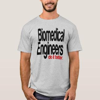 Camiseta Engenheiros biomedicáveis melhora