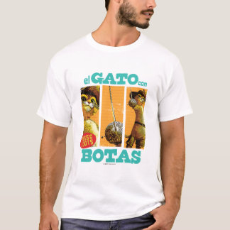 Camiseta Engodo Botas do EL Gato