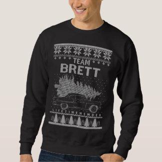 Camiseta engraçada para BRETT