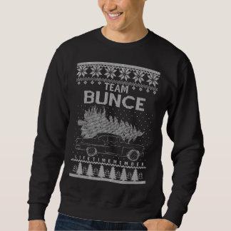 Camiseta engraçada para BUNCE