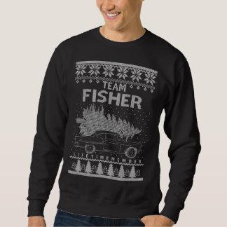 Camiseta engraçada para FISHER
