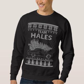 Camiseta engraçada para HALES