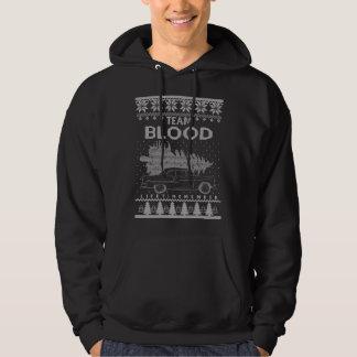 Camiseta engraçada para o SANGUE
