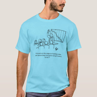 """Camiseta engraçada """"Percenters """" do humor da"""