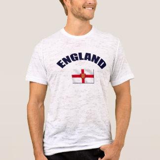 Camiseta Engrenagem da bandeira de Georges da rua do