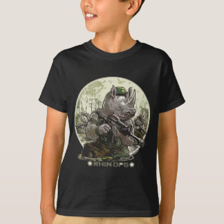 Camiseta Engrenagem das forças de operações especiais de