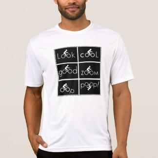 Camiseta Engrenagem do ciclista