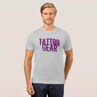 Camiseta Engrenagem do tatuagem