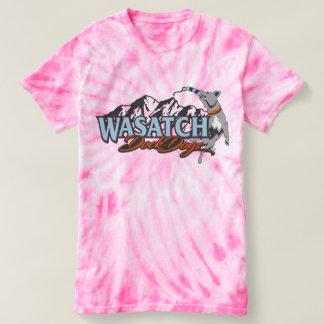 Camiseta Engrenagem dos mundos de WDD