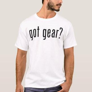 Camiseta engrenagem obtida?