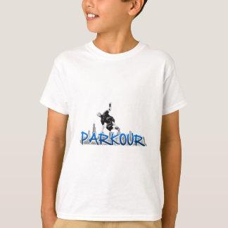 Camiseta Engrenagem urbana de Parkour