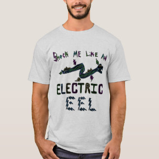 Camiseta Enguia elétrica de MGMT