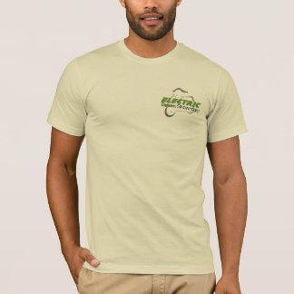 Camiseta Enguias verdes elétricas de EGS (para t da luz)