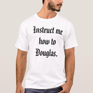Camiseta Ensine-me como a Dougie