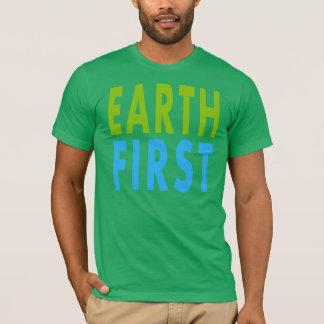 Camiseta Enterre primeiramente