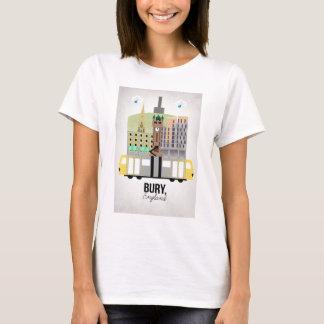 Camiseta Enterro