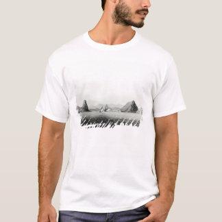 Camiseta Entrada do porto de Rio de Janeiro