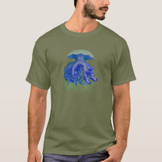 Camiseta Entre as nuvens