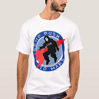Camiseta Envie Bush a Marte