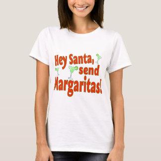Camiseta envie margaritas