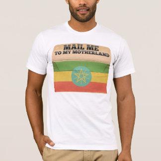 Camiseta Envie-me a Etiópia