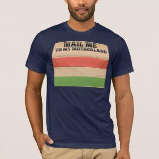 Camiseta Envie-me a Hungria