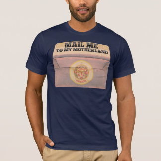 Camiseta Envie-me a Minnesota