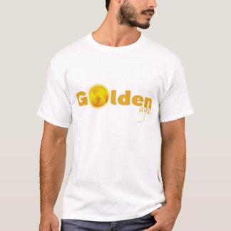 Camiseta Época dourada