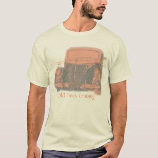 Camiseta Épocas velhas que cruzam, 1937 '