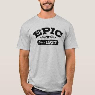 Camiseta Epopeia desde 1937