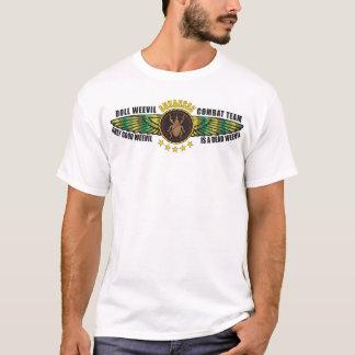 Camiseta Equipa de combate do Weevil de cápsula de Arkansas
