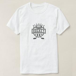 Camiseta Equipa de hóquei. Seu oficial