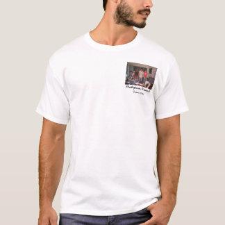 Camiseta equipa de investigação 2004 de madagascar