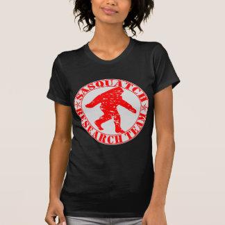Camiseta Equipa de investigação de Sasquatch