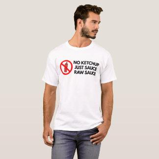 Camiseta Equipa o t-shirt nao quente - MOLHO CRU