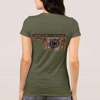 Camiseta EQUIPAMENTO de Oklahoma ACIMA de CAMO