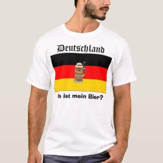 """Camiseta Equipe Alemanha """"alemão preto irritado """""""