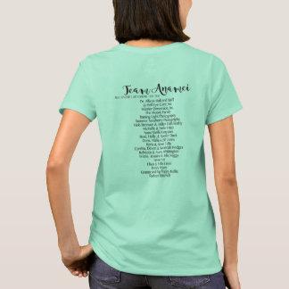 Camiseta Equipe Anamei SEDE