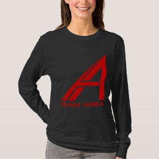 Camiseta Equipe Anika