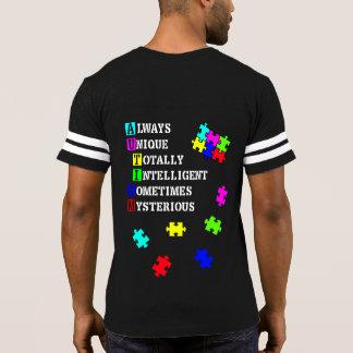 Camiseta Equipe Aspie (autismo)