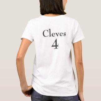 Camiseta Equipe Cleves