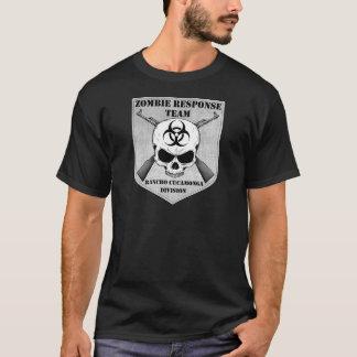 Camiseta Equipe da resposta do zombi: Divisão de Rancho