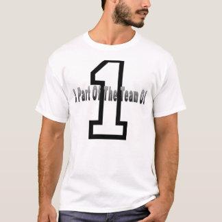 Camiseta Equipe de 1 t-shirt